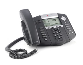 Polycom® SoundPoint® IP 550