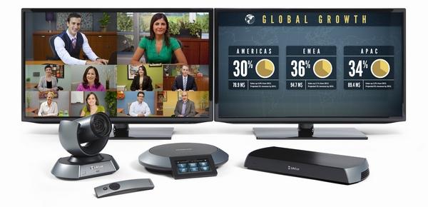 Icon dualmonitor Videokonferenzsysteme